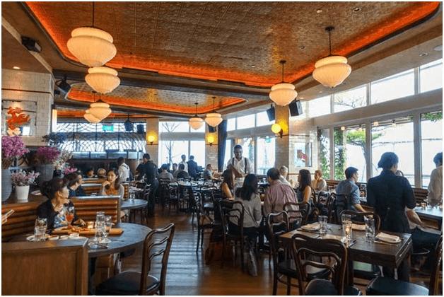 Lavo restaurant SG