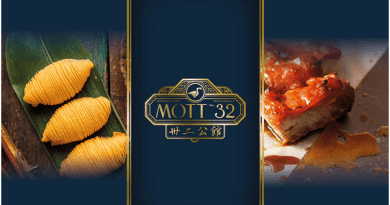 Three fabulous delicacies to enjoy at Mott 32 at Marina Bay Sands Singapore