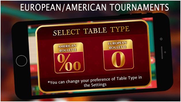 Roulette Royale grand casino app