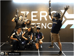 VR rooms in Singapore