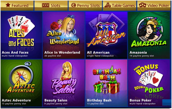 Win a day casino games