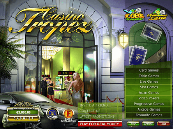 casino tropez slots Singapore play