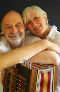 Annie Dearman and Steve Harrison