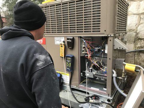 Maryville gas heat