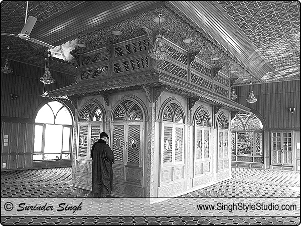 Interior Architectural Travel Black and White Photography India