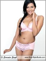 Female Model Portfolios