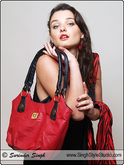 Product Photographer in Delhi, India, Handbags