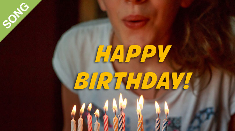 Happy Birthday To You Song Free Download