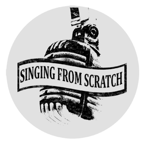 learn how to sing course logo