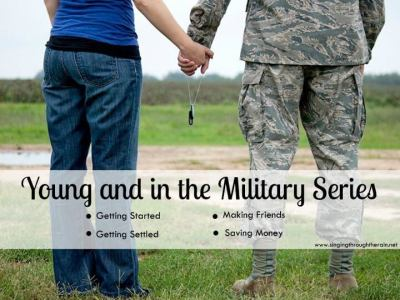 Young and in the Military: Making Friends