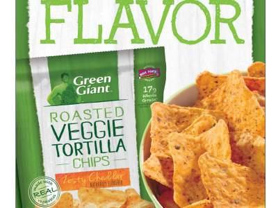 Green Giant: Veggie Snack Chips