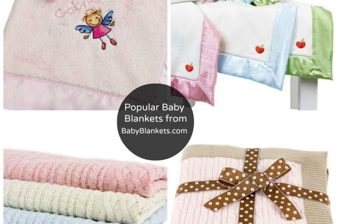 Popular Baby Blankets – Unique Gifts for Babies