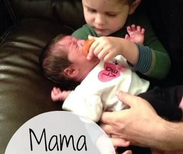 Mama to Two