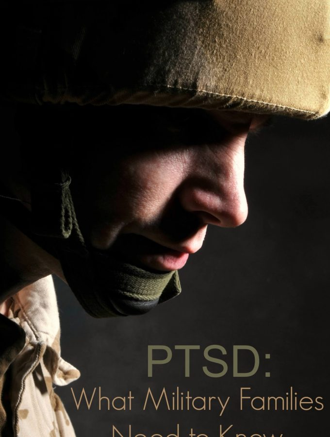 PTSD: What Military Families Need to Know
