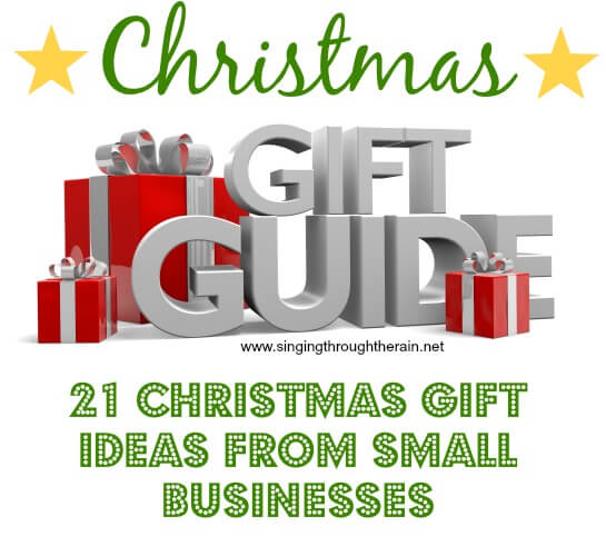 21 Christmas Gift Ideas From Small Businesses