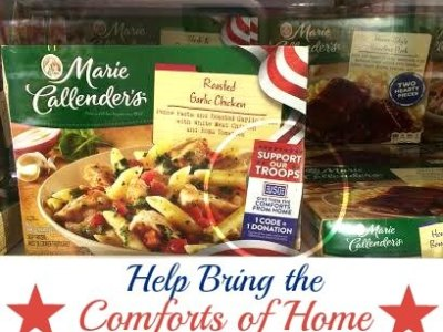 Help Bring the Comforts of Home to Our Military Troops
