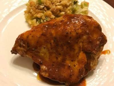 Home Chef Rotisseri-Style Chicken