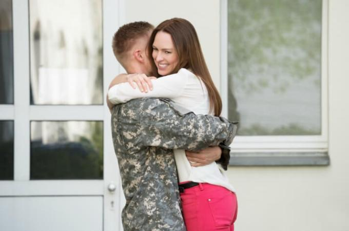 Military Intimacy