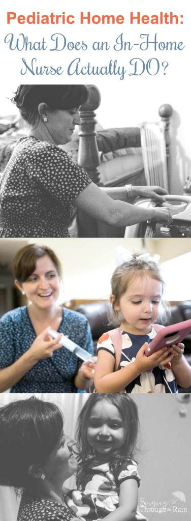 Pediatric Home Health