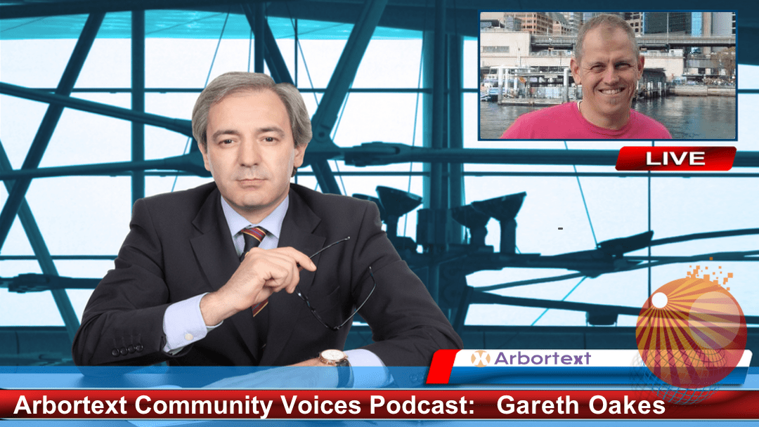Podcast Posted: Interview with Gareth Oakes, GPSL