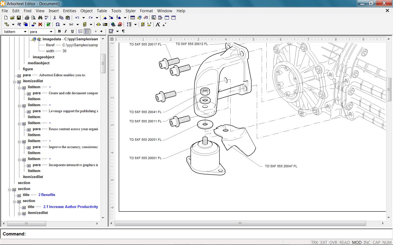 arbortext isoview 7.1
