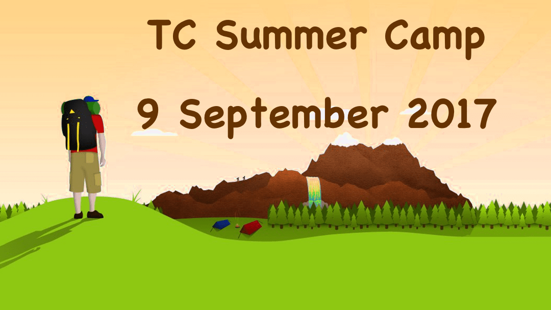 UI/UX for technical communicators is the theme for TC Summer Camp 2017
