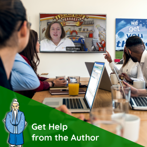Get Help from the Author mentoring product image