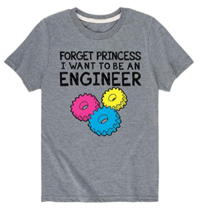 Girl Engineer shirt
