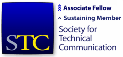 Society for Technical Communication Associate Fellow and Sustaining Member