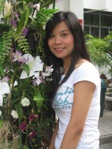 Pum a Thai Girl from Si Sa Ket