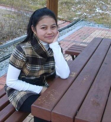 Eun a Korean Girl