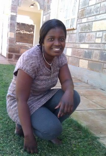A Kenyan Girl
