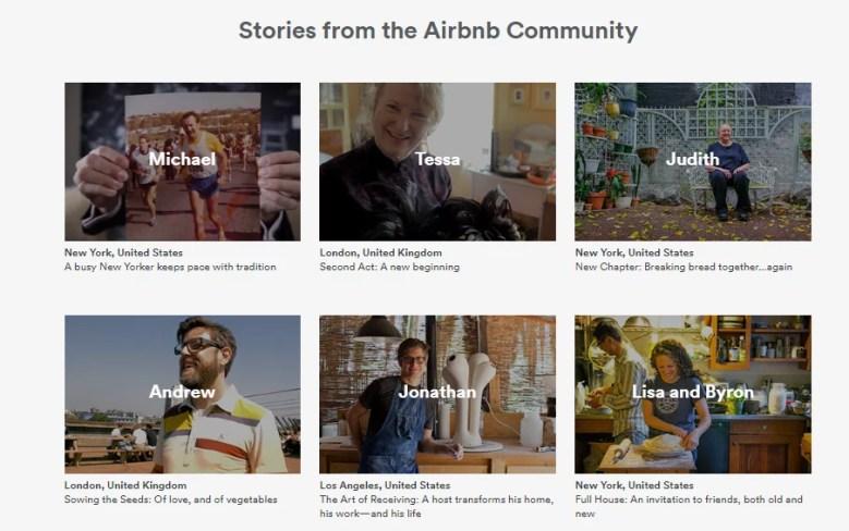 comunità airbnb