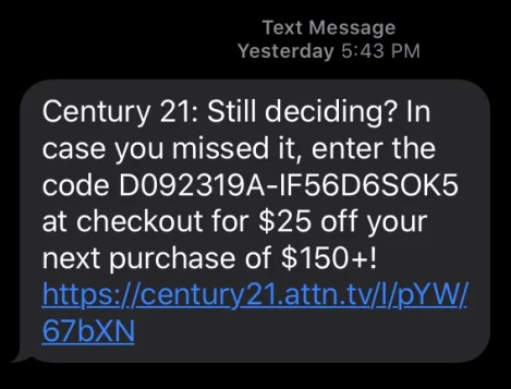 Triggered-mobile-messages-Century-21