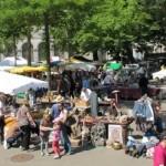 zurich flea market