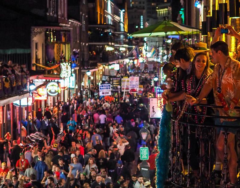 best street parties