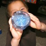 How to Thaw a Frozen Water Bottle – According to a Four Year Old