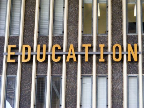 Education - a sign?