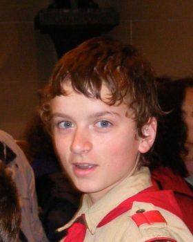 Boy Scout Catholic Ceremony - Troy