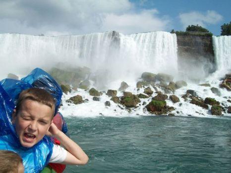 Niagara Falls 2009 - Tro