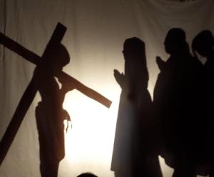 Jesus Meets the Women of Jerusalem - Eighth Station