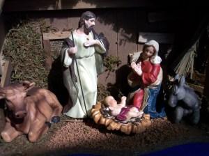 Saint Joseph & the Holy Family
