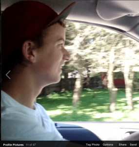 Troy - Teenager learning to drive