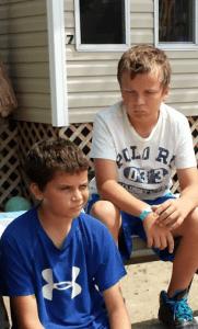 George and Noah