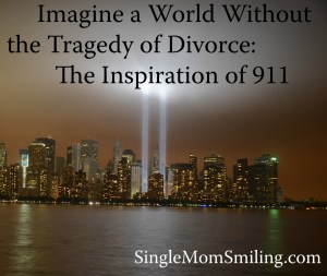 World Trade Center Lights Imagine the World W/O Tragedy of Divorce