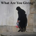The Poor Widow Gave All She Had. What Are You Giving?