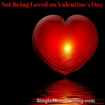 Unloved on Valentine's Day - Single Mom Heart in Darkness