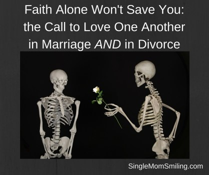 Faith Alone Save, Call Love Marriage & Divorce - 2 Skeletons