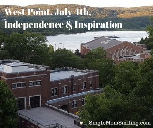 West Point, July 4th Independence Inspiration - overlooking the Hudson River