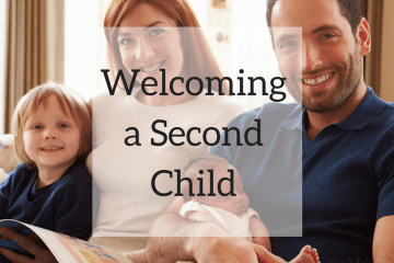 welcoming a second child